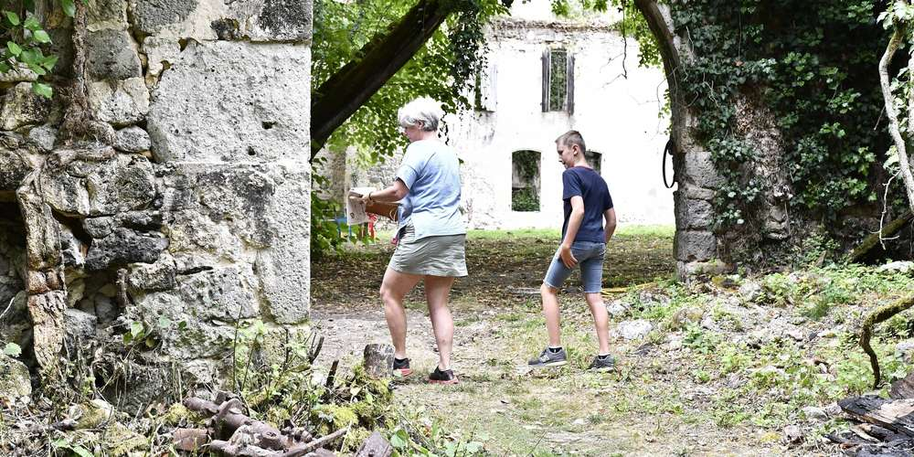 Le Château de Saint Martin en appelle aux dons pour lancer un élevage de poules bio